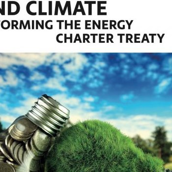 Policiy Brief - Reforming the Energy Charter Treaty